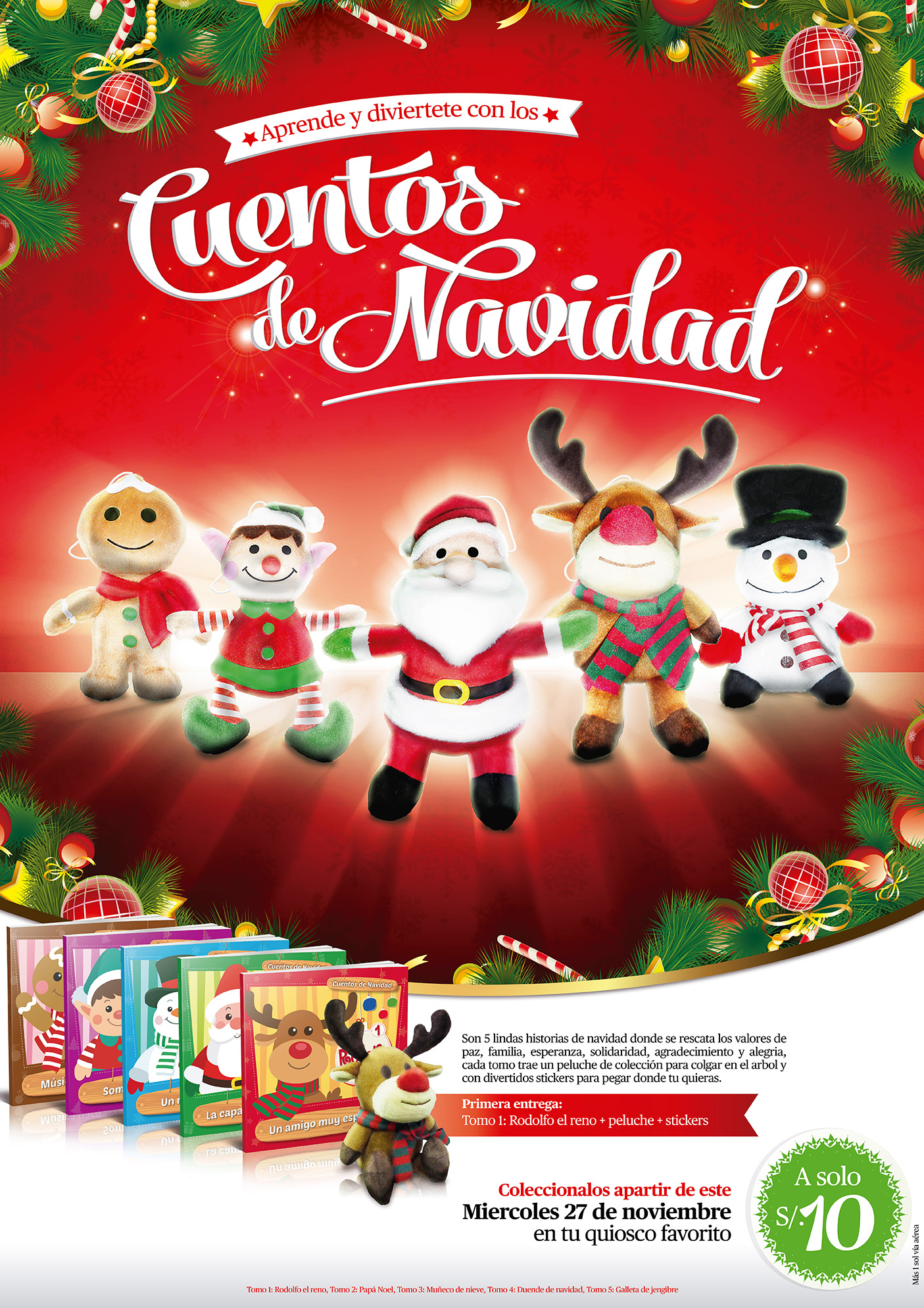Cuentos de navidad | Juan Andres Sime Andrade